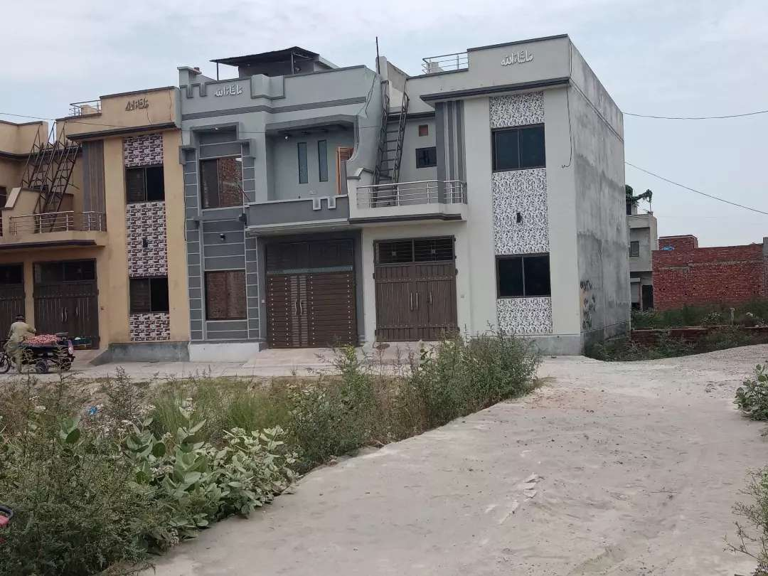 4 Marla Residential Plot Urgent For Sale in Green Cap Housing Society Lahore