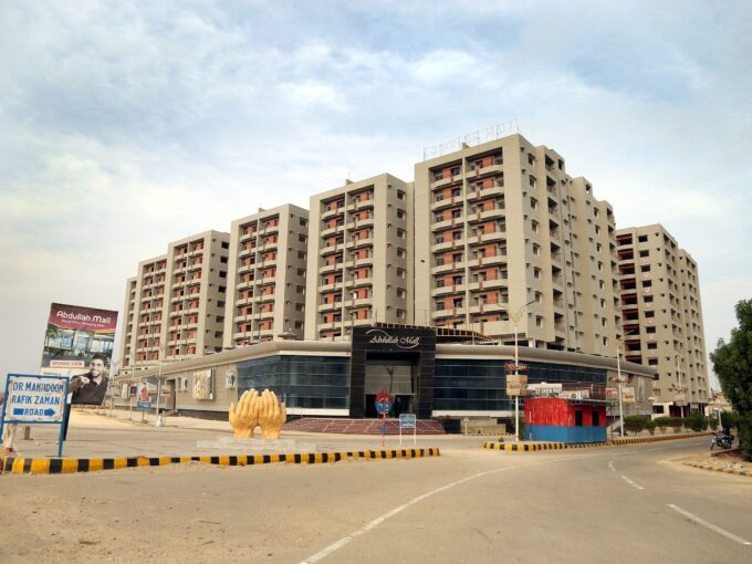 Abdullah Sports Towers Hyderabad