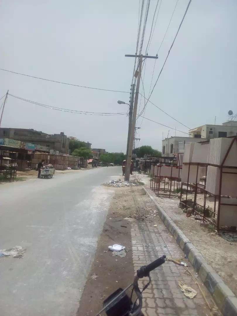1 Kanal Workshop for rent in Johar Town Lahore