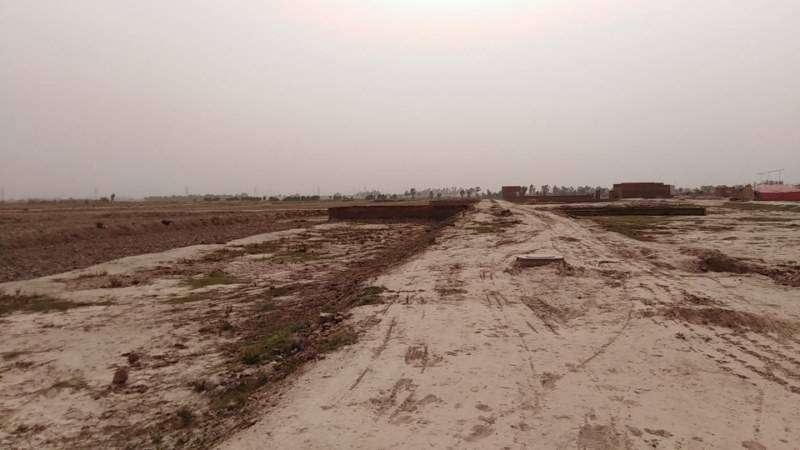 5 Marla Residential Plot For Sale In Mehar Town Shahdara Lahore