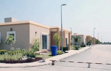 8 Marla Residential Pot file in DHA Valley Islamabad