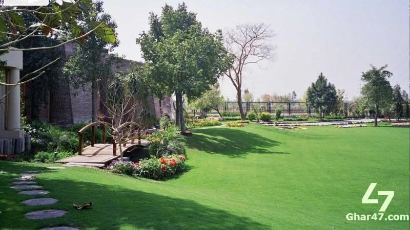1 ACRE Farm House Land, Spring Meadows Bedian Road Lahore
