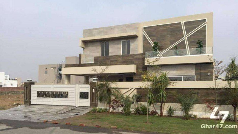 1 KANAL 5 BED HOUSE Brand New DHA Phase 6 Lahore