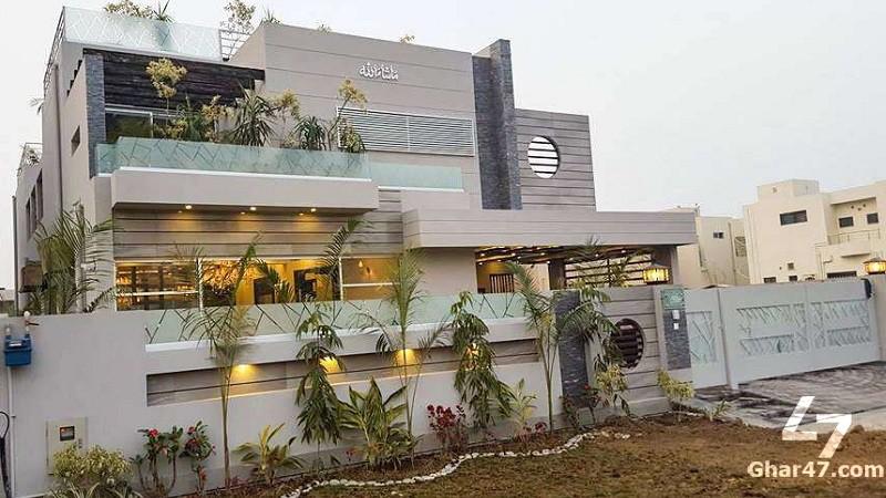 1 KANAL 5 Bed Designer House DHA Phase 5 Lahore