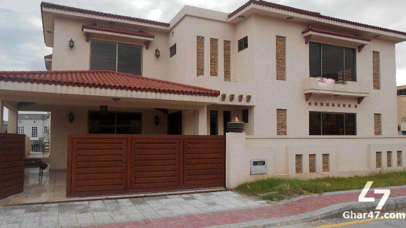 1 KANAL 6 Bed New House In Bahria Town Phase 1 Rawalpindi