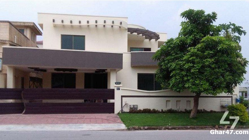 1 KANAL 7 Bed Home In Sector B DHA Phase 1 Islamabad