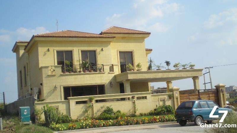 1 KANAL BRAND NEW 12 BEDROOM House In E-11 Islamabad
