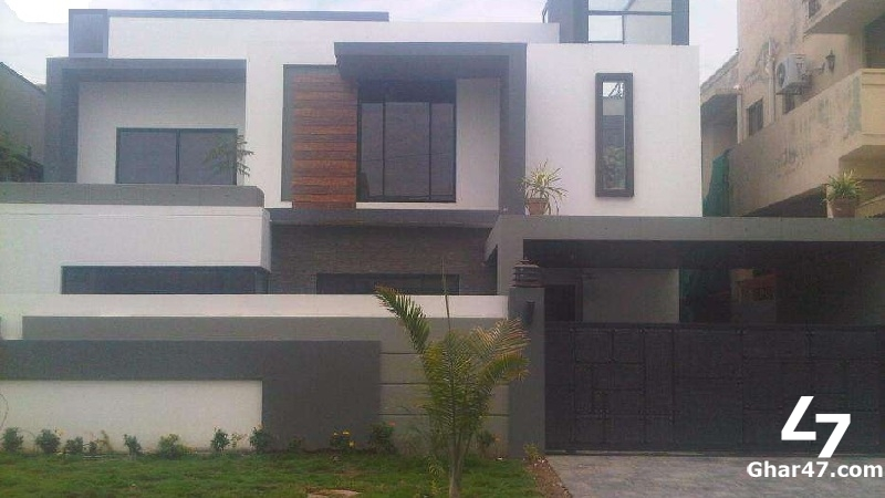 1 KANAL BRAND NEW 9 BED House In E-11 Islamabad