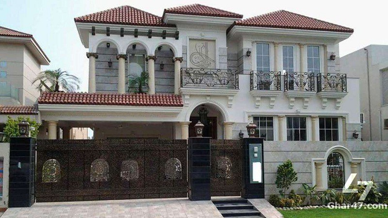 1 KANAL Brand New 6 Bed House DHA Lahore