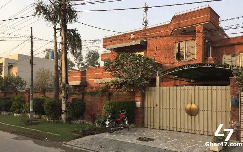 1 KANAL House Is Available For Sale In A Block Model Town Lahore