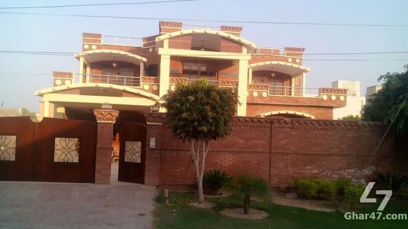 1 KANAL House Is Available To Sale In WAPDA Town Multan