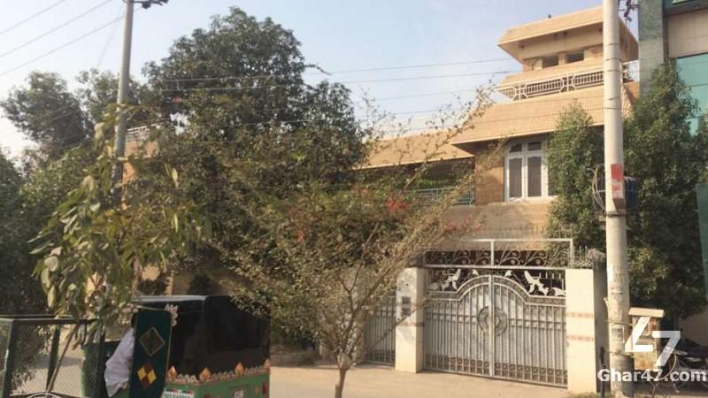 1 KANAL House To Sale In Shah Rukn-E-Alam Colony Multan