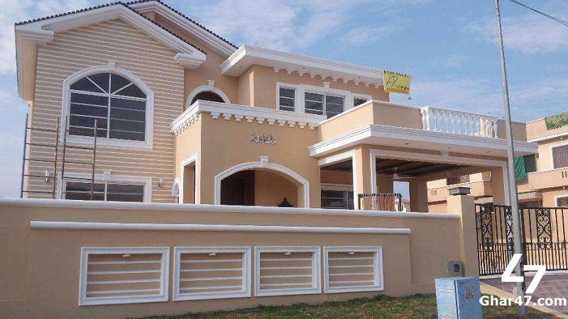 1 KANAL MARVELOUS HOUSE For Sale In DHA Phase 2 Islamabad