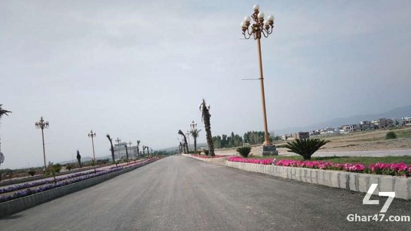 1 KANAL Residential Plot, Ibrahim City Phase 1 Khanewal