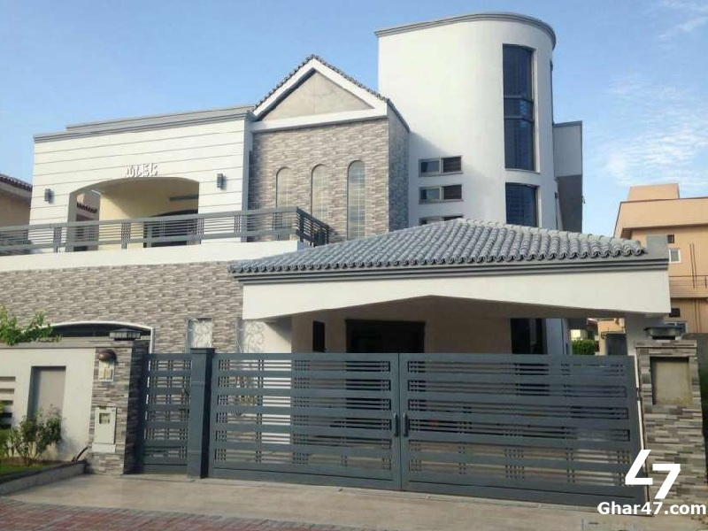 1 Kanal 6 Bedroom Brand New House For Sale In Bahria Town Rawalpindi