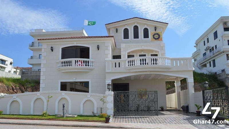 1 kanal House For Sale In Sector E DHA Phase 2 Islamabad