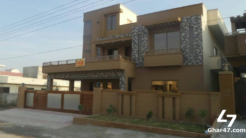 1 Kanal House For Sale In Block A National Police Foundation Islamabad
