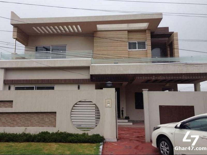 1 Kanal House For Sale In Jhelum Block DC Cloney Gujranwala