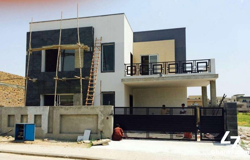 1 Kanal New House Is Available For Sale In DHA Phase 2 Islamabad