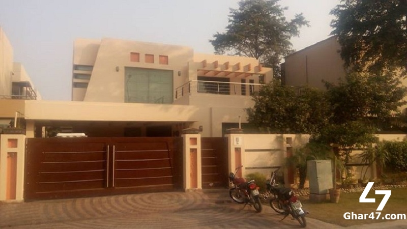 1 Kanal Slightly Used Furnished House For Sale In Block A Phase 5 DHA Lahore