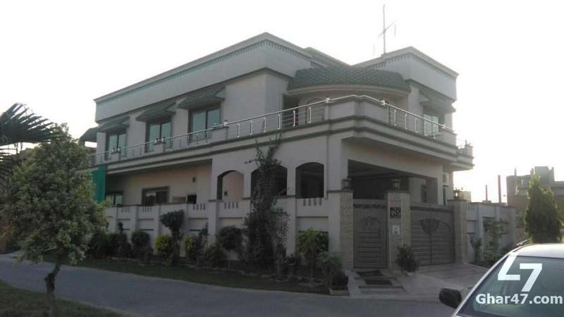 10 MARLA Corner House For Sale In Mag Town Sialkot