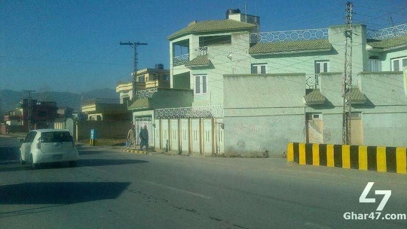 10 MARLA House For Sale On PMA Kakul Road Hassan Town Abbottabad