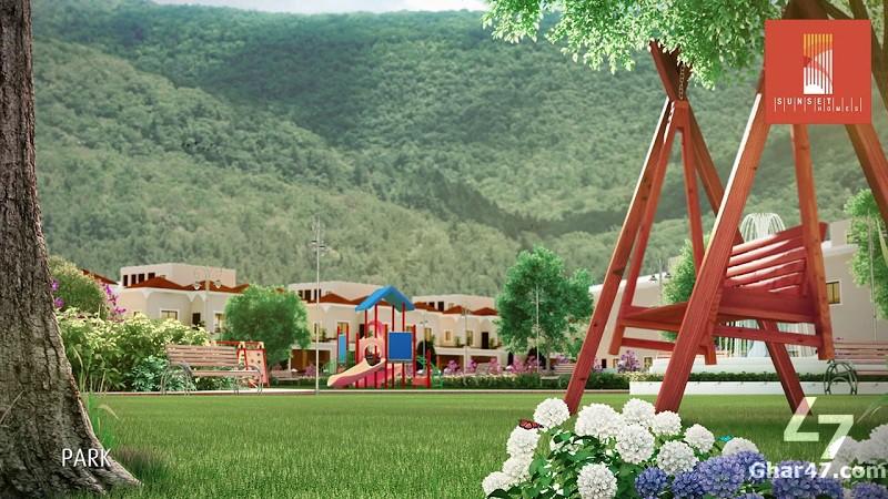 10 MARLA Villas, Sunset Homes Bahria Enclave Islamabad
