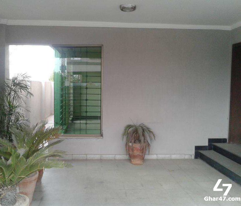 10 Marla House Askari 11 Sector B Lahore