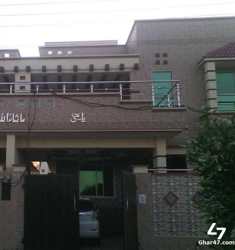 10 Marla House For Sale In Garden Town Jhelum
