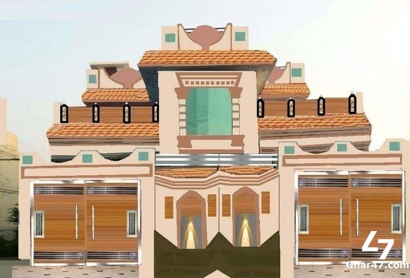 10 Marla House For Sale In Sheikh Maltoon Town Mardan