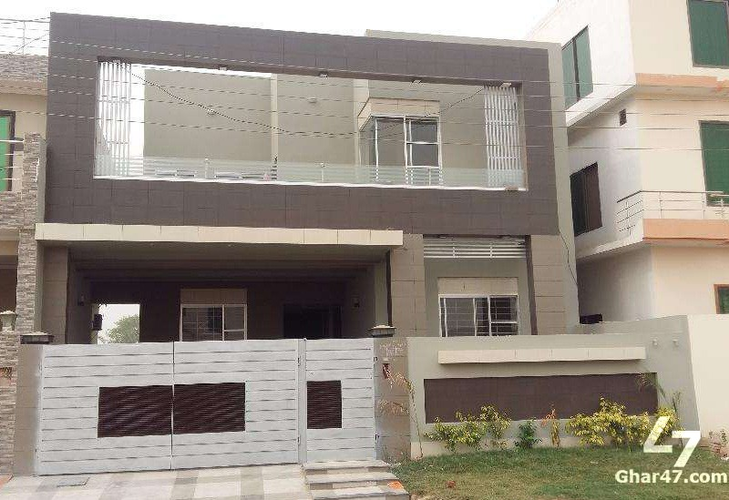 10 Marla New House For Sale In Phase 1 WAPDA Town Multan