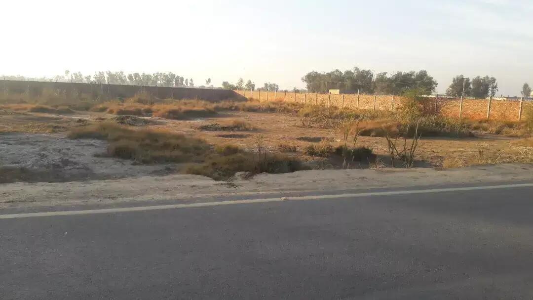 Commercial Plot For Sale 2 kanal Main Badian Road Lahore
