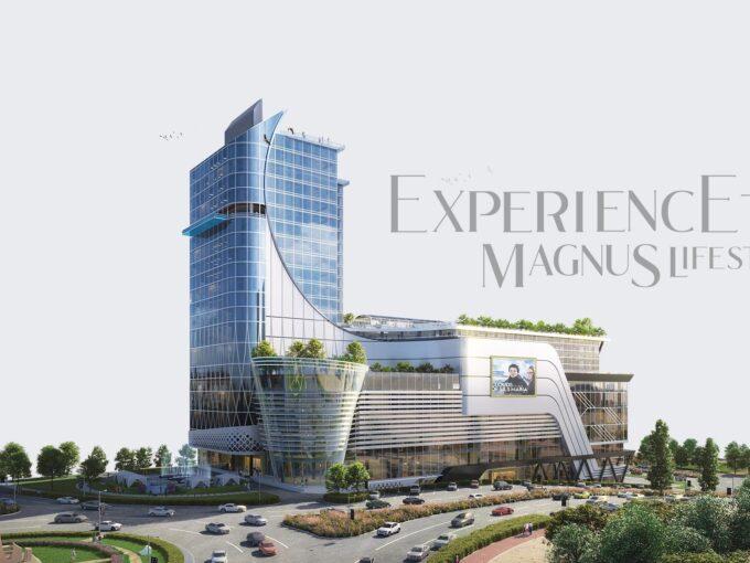 The Magnus Mall Gulberg Greens Islamabad