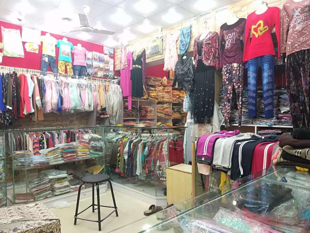 2 Sq Ft Shop for rent Samanabad Pakki thatti Lahore