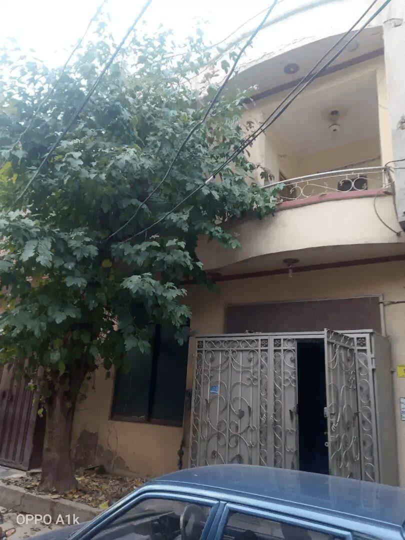 3.5 Marla House For Sale Johar Town Lahore