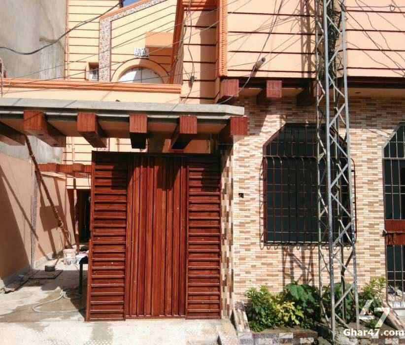 120 Sq Yards House Faraz Villaz Qasimabad Hyderabad