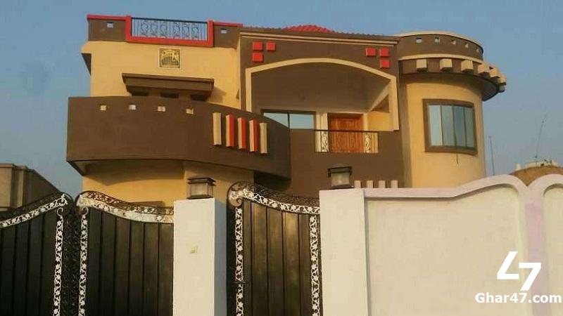 13 Marla House For Sale In New City Mirpur AJK Jhelum - Ghar 47