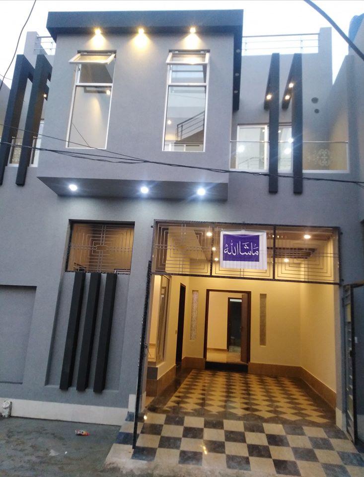 5 Marla House For Sale/Hamza Town Ferozpur Road Lahore