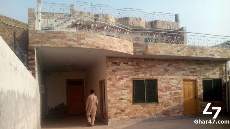 16 Marla Double Storey House For Sale In Sargodha