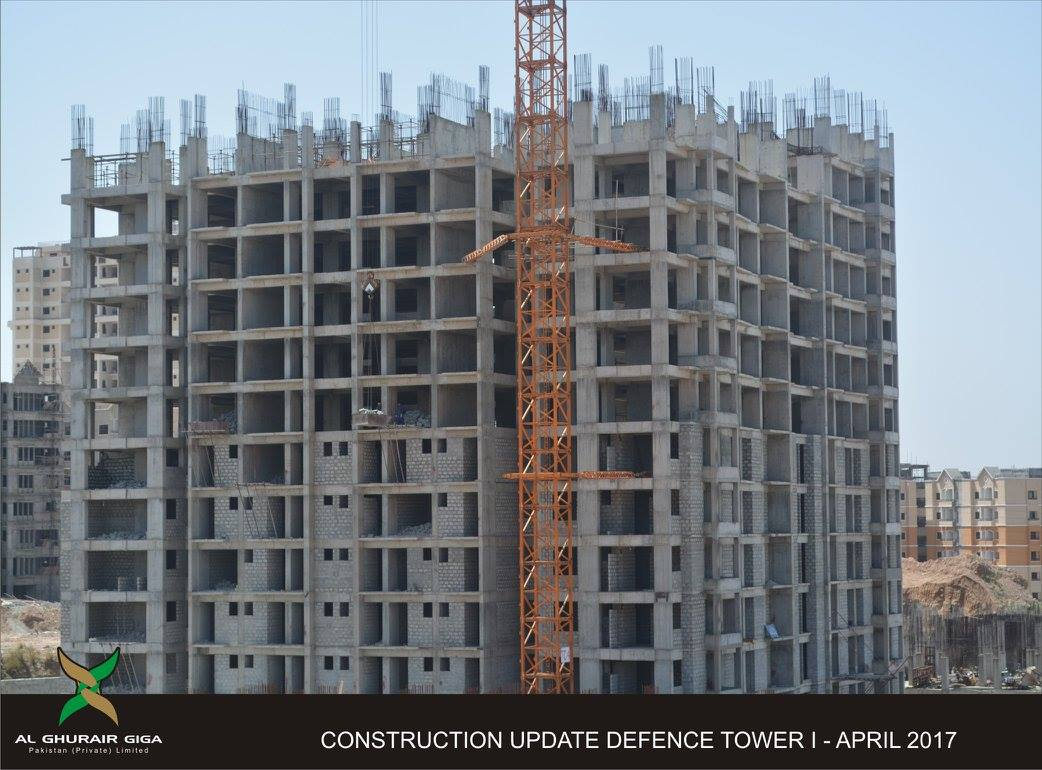 3 BED Apartment, Defense Tower DHA Phase II Islamabad