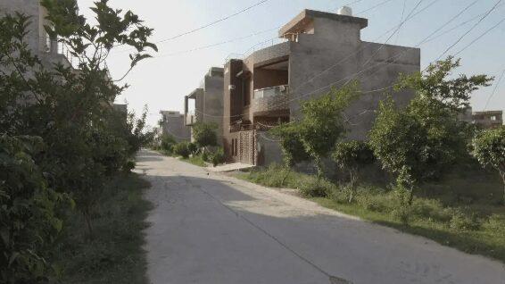 5 Marla Residential Plot For Sale In Ghous Garden Lahore