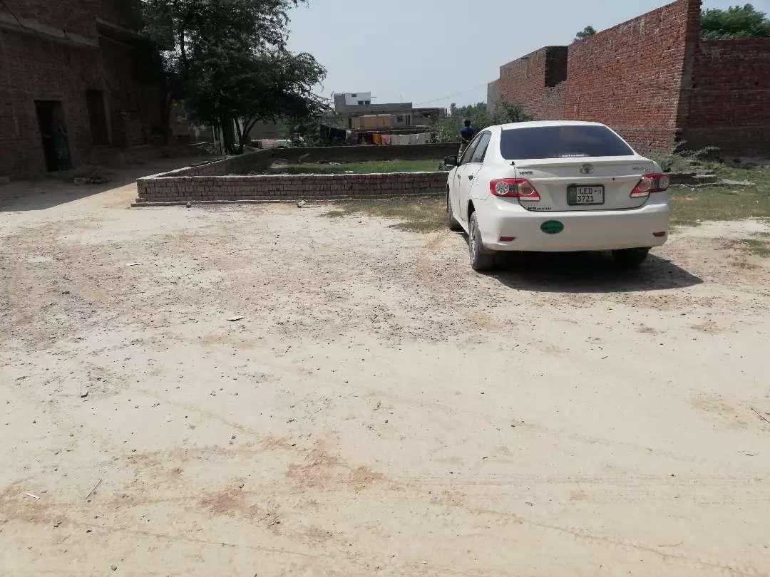 5 Marla Residential Plot for sale in Kala Shah Kaku Lahore