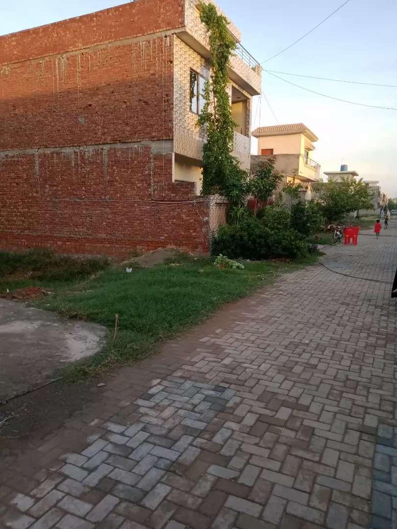 5 Marla Residential Plot for sale in Lahore Garden Housing Scheme Lahore