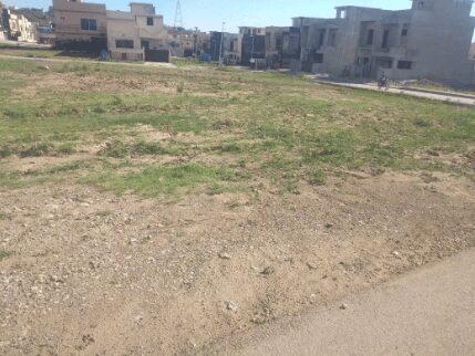 5 Marla Plot Sale open farm, Bahria Town Ph.8, Ali Block Rawalpindi
