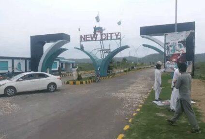New City Nowshera KPK