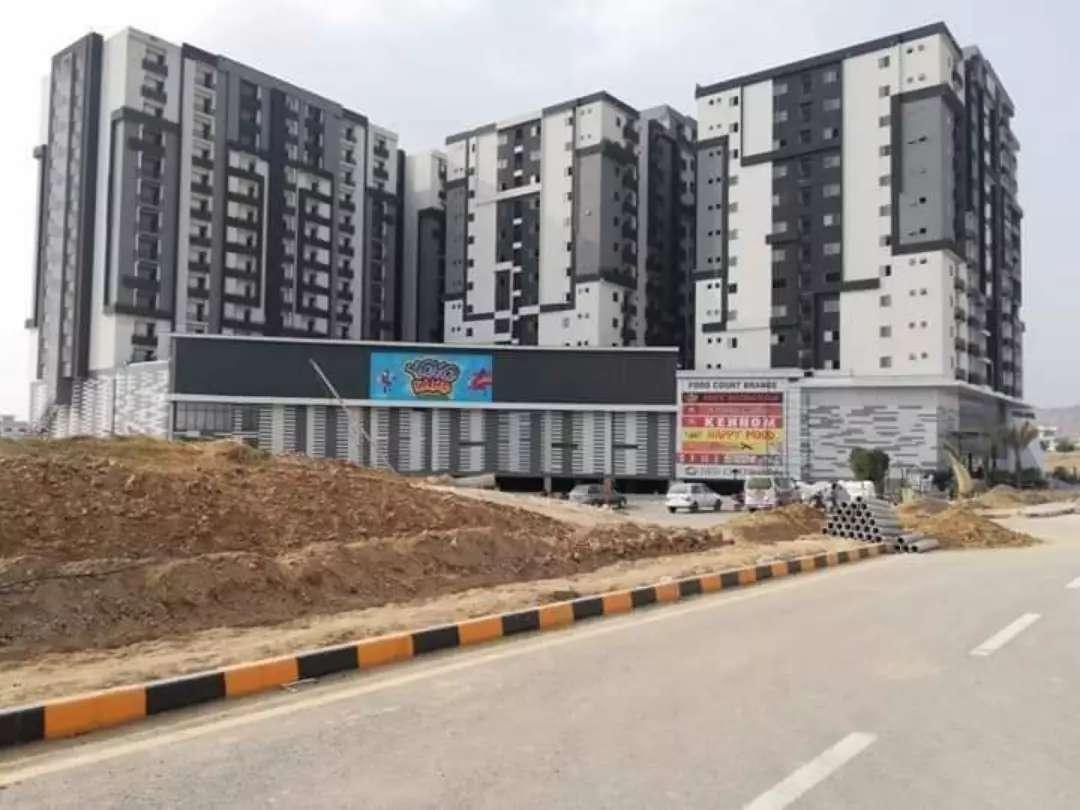1 Kanal Residential Plot For Sale in Multi Gardens B.17 Islamabad
