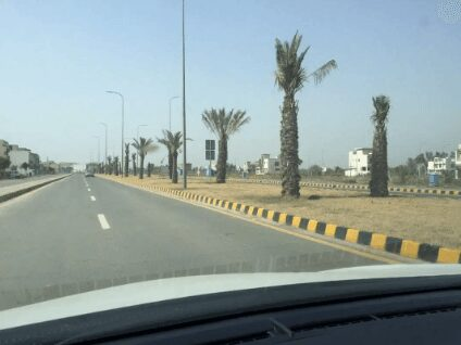 5 Marla Residential Plot For Sale in DHA 9 Town B Block