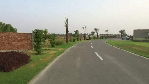 Bedian Road Plot Sale