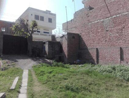 10 Marla Residential Plot Urgent Sale in Shahdara Lahore