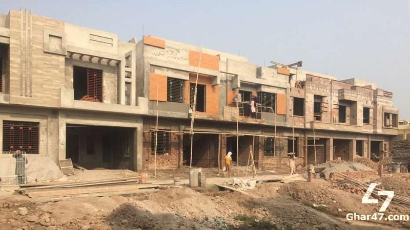 Houses For Sale In Al Razzaq Villas Sahiwal